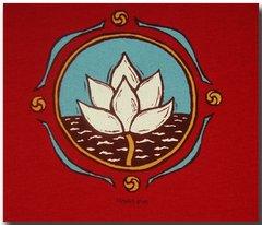 Adult Short Sleeve Tee Lotus