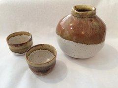 Three-piece Sake set (#1)