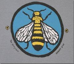 Adult Hoodie Bee