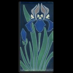 4x8 Iris - Indigo