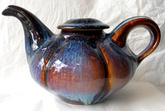 Teapot by Bill Campbell Pottery