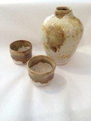 Three-piece Sake set (#3)