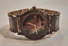 Copper & Brass Watch