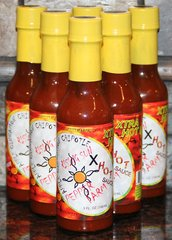 "Apple Cinnamon Chipotle Xtra Hot  ""6 Pack""  (6 - 5oz bottles)"