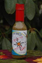 Three Pepper Garlic (5oz bottle)