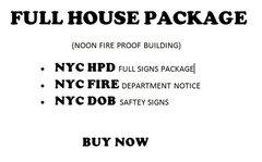 FULL HOUSE PACKAGE