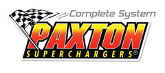 PAXTON 2000-2002 Viper GTS Coupe System w/ NOVI 2000 & Air-to-Water Charge Cooler, Polished 1201810-P