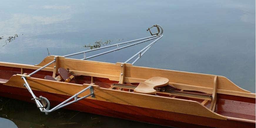We Sell Classic Wood Rowing Shells