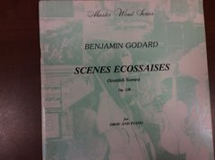 Music - Benjamin Godard - Scottish Scenes - ob/pno