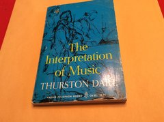 Music - The Interpretation of Music