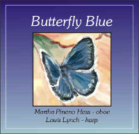CD - Butterfly Blue