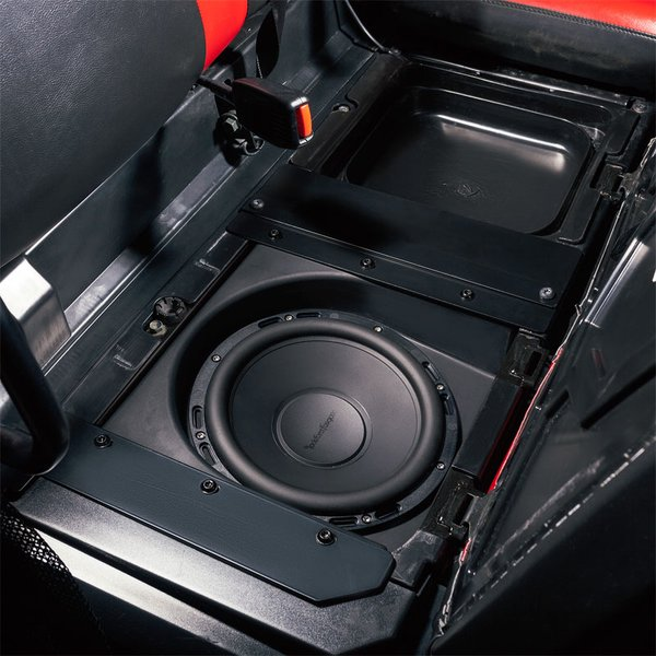 Polaris Ranger Full Size Subwoofer Kit 10 Quot Rockford