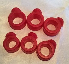 6 Ring Soaps