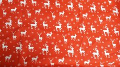 Red with White Reindeer - Out of Stock