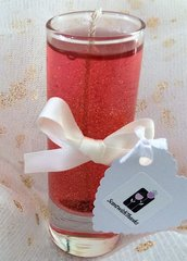 Tall Shot Glass Gel Candle Orders of more than 30