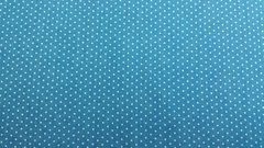 Denim Type Blue Polka Dot