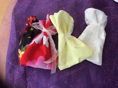 Small gift bags.