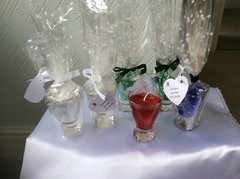 Bouche Glass Gel Candle Orders of more than 30