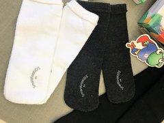 SmartKnit Seamless Crew Socks