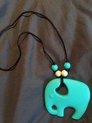 Elephant Chew Necklace