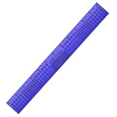 Desk Buddy Multi Textured Tactile Chewable Ruler