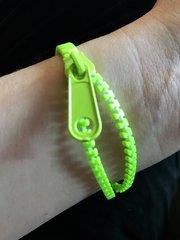 Bracelet Fidget Zipper