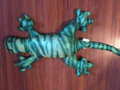 Weighted Lizard (4.4 lbs, green)