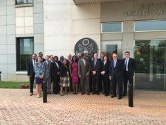 Insight: Regional Work in Rwanda; Global Companies in Focus