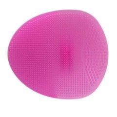 Handheld Soft Silicone Massage Scrubber