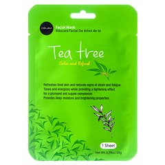 Korean Tea Tree Calm & Refresh Facial Mask