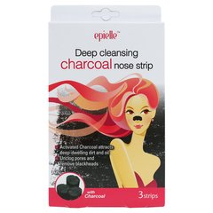 Deep Cleansing Charcoal Nose Strips