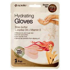 Hydrating Gloves - Shea Butter, Jojoba Oil, and Vitamin E
