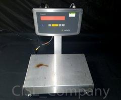 Sartorius Combics 1 CAPS1-30ED-I Scale Base & Column Mounted Indicator