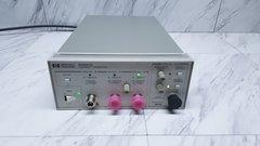 HP Agilent Keysight 83430A Lightwave Transmitter Option 017, 1549.7nm Wavelength