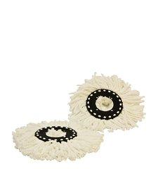 CycloMop® Replacement Mop Heads 2 Pack