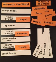 Know Your Where In The World & Capital Cities