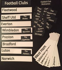 Know Your Football Club Nicknames