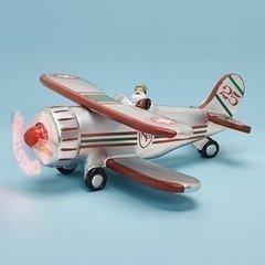 12in bi-plane LED propeller
