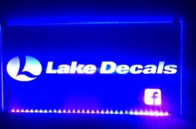 Lake Decals