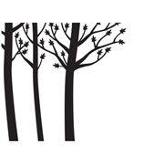 "Tree Trunks Forrest Embossing Folder (4.25""x5.75"") by Darice"