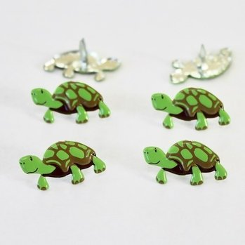 Turtle Brads by Eyelet Outlet
