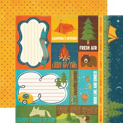 The Great Outdoors papers by Echo Park