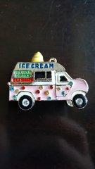 Ice Cream Truck Pendant (45mm long)
