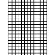 """Plaid Background (5""""x7"""") embossing folder by Darice"""