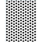 "Small Stars Embossing Folder (4.25""x5.75"") by Darice"