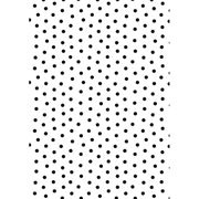 "Dot Background (5""x7"") embossing folder by Darice"