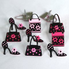 Shoe & Purse Brads by Eyelet Outlet