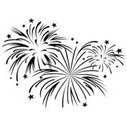 "Fireworks Embossing Folder (4.25""x5.75"") by Darice"