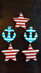 Striped Stars & Anchors (35mm)