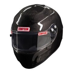 Simpson Carbon Devil ray SA2015 Helmet